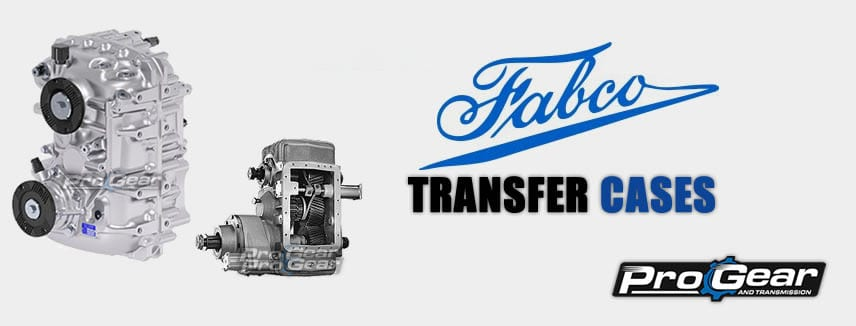 Fabco Transfer Cases