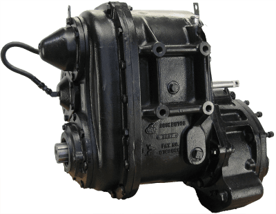 TC 250 Mack transfer case