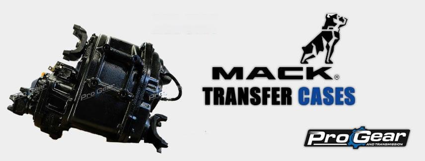 Випадки передачі Mack Truck