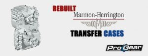 Marmon-Herrington Transfer Case