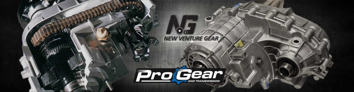 Rebuilt New Venture Gear Transfer Case