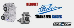 Genopbygget FABCO Transfer Cases
