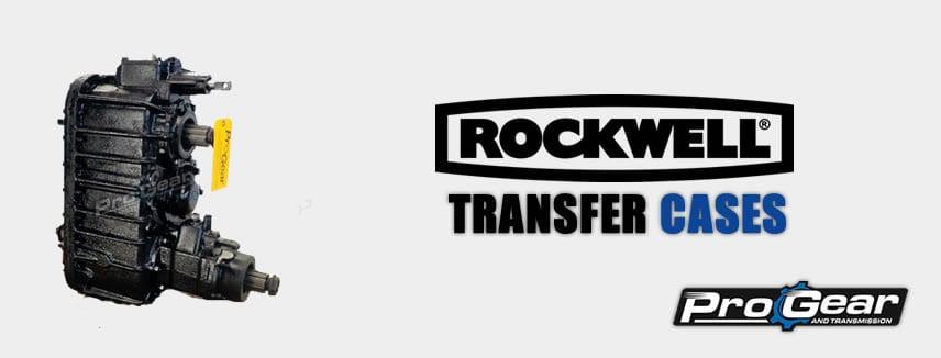 Yenidən Rockwell Transfer Cases