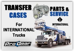 Transfer Case for International Trucks