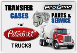 Transfer Case for Peterbilt Trucks