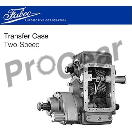 Fabco Transfer Case