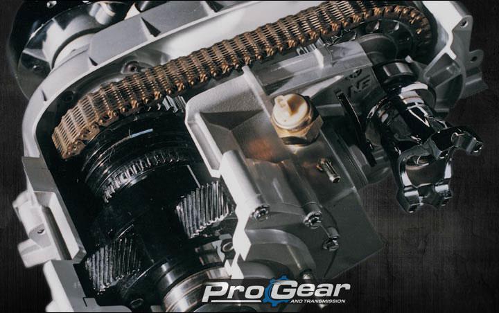 rebuilt New Venture Gear transfer case
