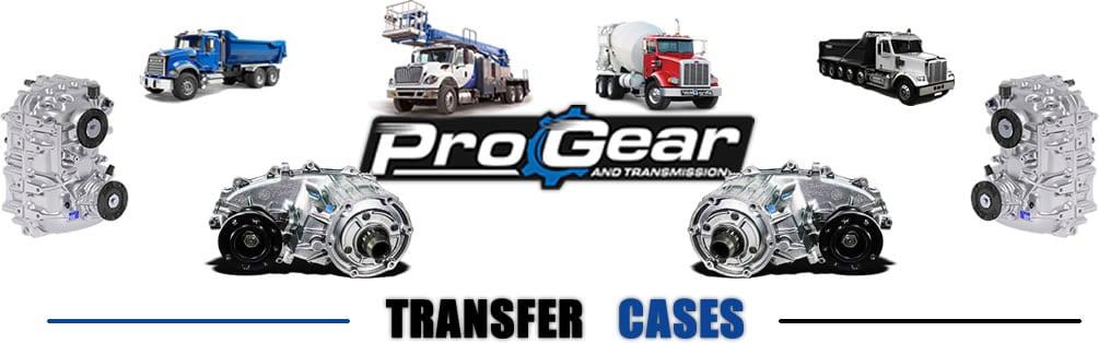Truck Transfer Case