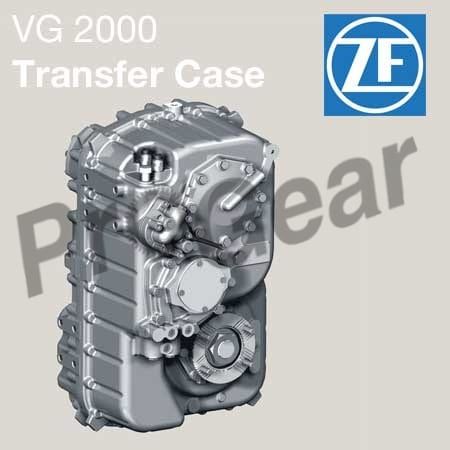ZF transfer case